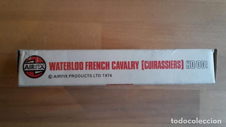 Juguetes Antiguos: Soldados Airfix Waterloo French cavalry, completo, sueltos, año 1974 - Foto 2 - 66426762