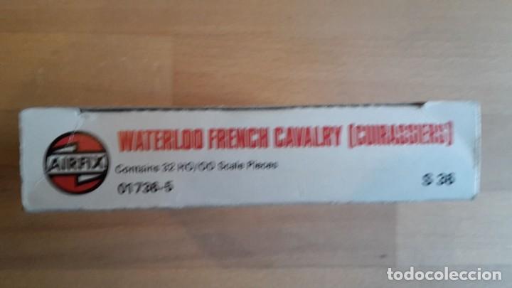 Juguetes Antiguos: Soldados Airfix Waterloo French cavalry, completo, sueltos, año 1974 - Foto 3 - 66426762
