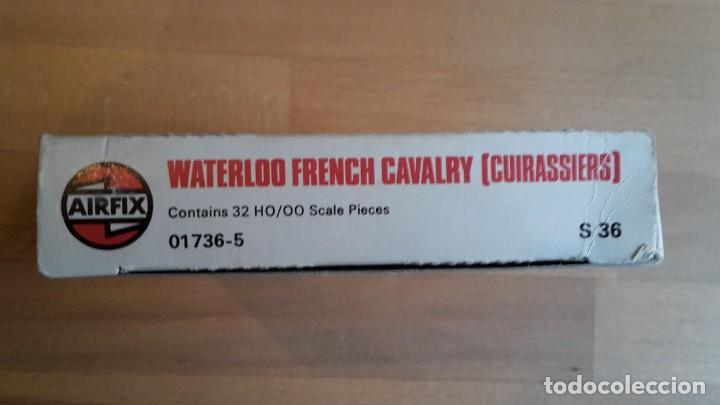 Juguetes Antiguos: Soldados Airfix Waterloo French cavalry, completo, sueltos, año 1974 - Foto 5 - 66426762