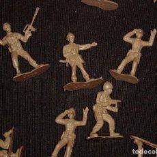 Juguetes Antiguos: SOLDADOS PLÁSTICO. Lote 68754145