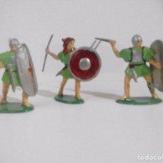 Juguetes Antiguos: LOTE VIRIATO Y ROMANOS. Lote 97003583