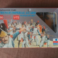Juguetes Antiguos: NAPOLEONIC WARS - FRENCH IMPERIAL GUARD 1/72. Lote 98542142