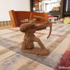 Juguetes Antiguos: GUERRERO SIOUX (60MM). Lote 104511003