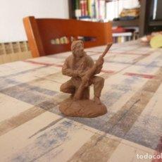 Juguetes Antiguos: GUERRERO SIOUX (60MM). Lote 104511031