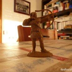 Juguetes Antiguos: BARZSO(60MM)-SERIE ROBIN HOOD. Lote 104666611