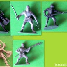 soldaditos y figuras de 6 ctms cortos -4430 10 ANIVERSARIO