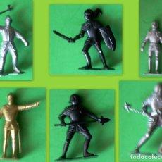 soldaditos y figuras de 6 ctms -4431 10 ANIVERSARIO