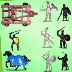 soldaditos y figuras de 6 ctms -4437 10 ANIVERSARIO