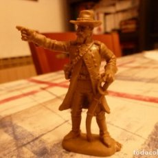 Juguetes Antiguos: GUERRA CIVIL U.S.A.-GENERAL W. SCOTT HANCOCK-EJERCITO UNIÓN-(60 MM)-U.S.A. CIVIL WAR. Lote 108199207