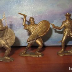 Juguetes Antiguos: PHOSKITOS O KELLOGS-GUERREROS. Lote 108444495