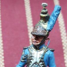 Juguetes Antiguos: LABAYEN TROMPETA GUARDIA IMPERIAL DE DRAGONES 1807. Lote 114438746