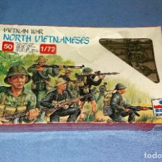 Juguetes Antiguos: NORTH VIETNAMESES VIETNAM WAR DE ESCI A ESTRENAR. Lote 118366611