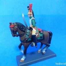 Juguetes Antiguos: SOLDADO A CABALLO. DRAGÓN DE LA GUARDIA IMPERIAL FRANCESA. CASSANDRA.. Lote 122218631