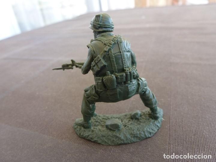 Juguetes Antiguos: VIETNAM WAR(1968)-U.S. MARINE VIETNAM ESCALA 1/32(54/60MM) - Foto 2 - 122586543