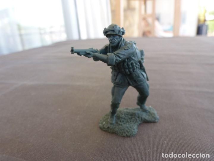 VIETNAM WAR(1968)-U.S. MARINE VIETNAM ESCALA 1/32(54/60MM) (Juguetes - Soldaditos - Otros soldaditos)