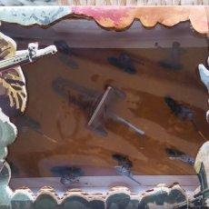Juguetes Antiguos: TEIXIDO. CAJA SOLDADOS INFANTERÍA ESPAÑOLA. NO PECH, REAMSA. Lote 124593688