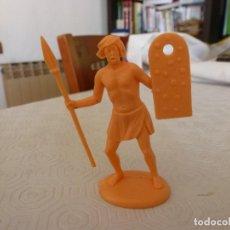 Juguetes Antiguos: SOLDADO DEL FARAÓN ÉPOCA DEL ANTIGUO EGIPTO-ATLANTIC-(60MM) . Lote 125303239
