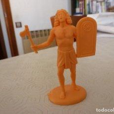 Juguetes Antiguos: SOLDADO DEL FARAÓN ÉPOCA DEL ANTIGUO EGIPTO-ATLANTIC-(60MM) . Lote 125303399
