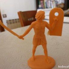 Juguetes Antiguos: SOLDADO DEL FARAÓN ÉPOCA DEL ANTIGUO EGIPTO-ATLANTIC-(60MM) . Lote 125303503
