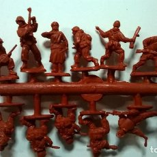Juguetes Antiguos: ORION 72048 SOVIET ASSAULT GROUP 1945 - 1/72. Lote 125966275