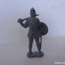 Juguetes Antiguos: CONQUISTADORES ESPAÑOLES DE FRANCISCO PIZARRO-ESCALA 1/32-. Lote 126256827