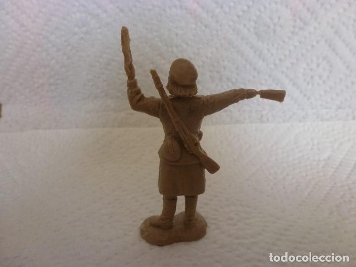 Juguetes Antiguos: MUJER SOLDADO SOVIETICA DEL EJERCITO RUSO EN LA 2ª GUERRA MUNDIAL-ESCALA 1/32(60MM) - Foto 2 - 126941803