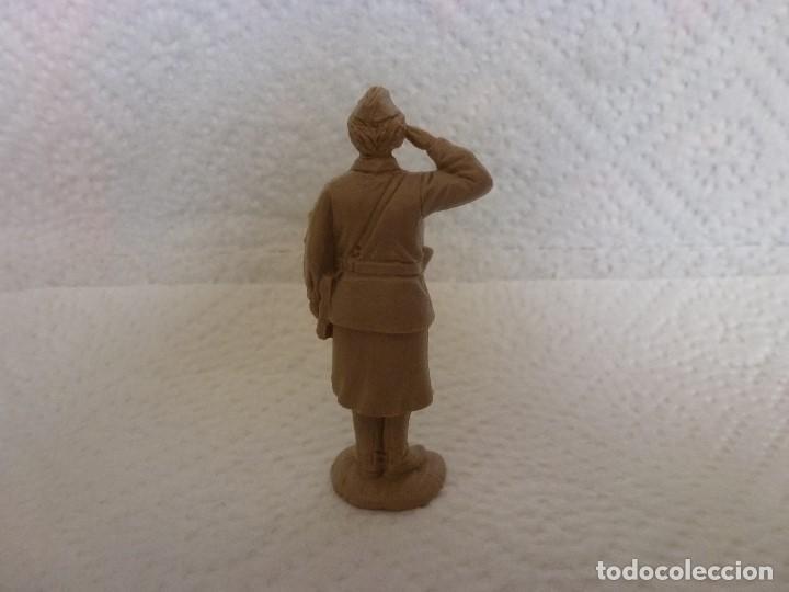 Juguetes Antiguos: MUJER SOLDADO SOVIETICA DEL EJERCITO RUSO EN LA 2ª GUERRA MUNDIAL-ESCALA 1/32(60MM) - Foto 2 - 126941919