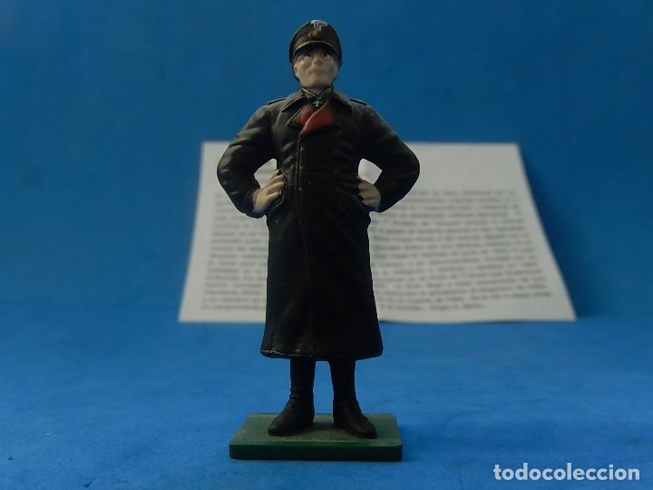 Juguetes Antiguos: Elite Command. Diecast Soldiers. Erwin Rommel y Soldados alemanes. Blue-Box. - Foto 2 - 129461791