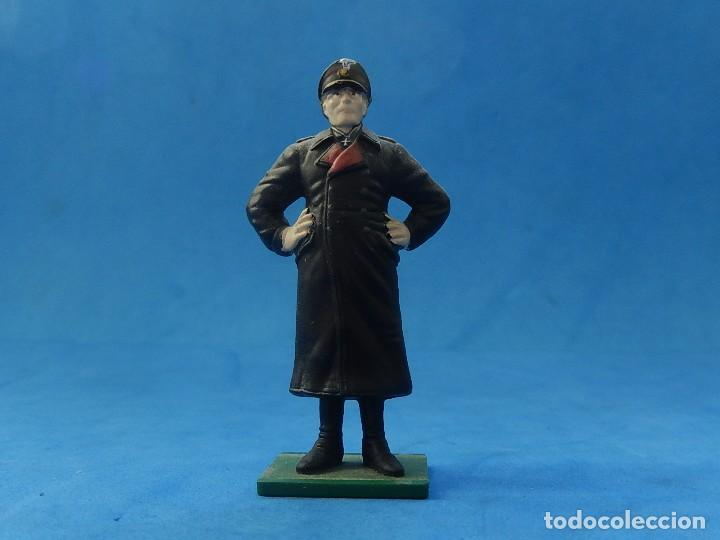 Juguetes Antiguos: Elite Command. Diecast Soldiers. Erwin Rommel y Soldados alemanes. Blue-Box. - Foto 3 - 129461791