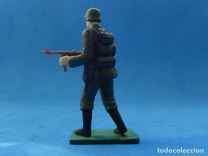 Juguetes Antiguos: Elite Command. Diecast Soldiers. Erwin Rommel y Soldados alemanes. Blue-Box. - Foto 8 - 129461791