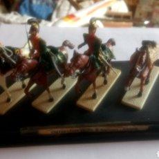 Juguetes Antiguos: CHEVAU-LEGER 1812. 2 REGIMENT FRANÇAIS.. Lote 132265891