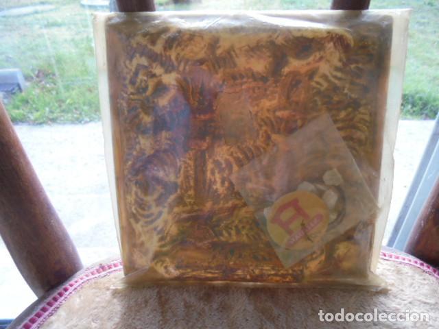 Juguetes Antiguos: DIORAMA PARA SOLDADOS ELASTOLIN - Foto 2 - 136607154