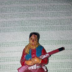 Juguetes Antiguos: REAMSA. FIGURA GOMA CARRETA O CARAVANA. NO JECSAN, PECH.SERIE INDEPENDENCIA, AGUSTINA ARAGÓN. Lote 147529032