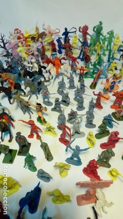 Juguetes Antiguos: LOTE DE SOLDADITOS- - Foto 2 - 147999970