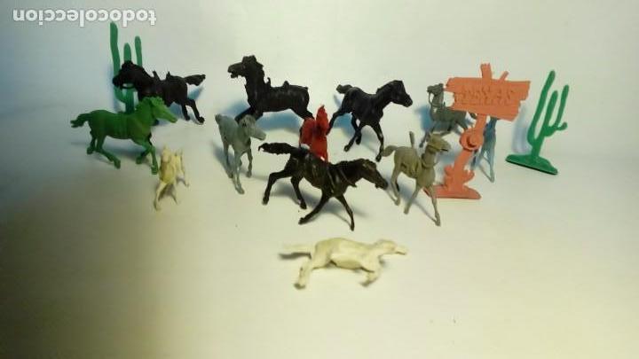 Juguetes Antiguos: LOTE DE SOLDADITOS- - Foto 12 - 147999970