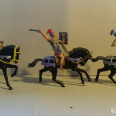 Juguetes Antiguos: FIGURAS DE ROMANOS DE NARDI, 1/32. Lote 150359098