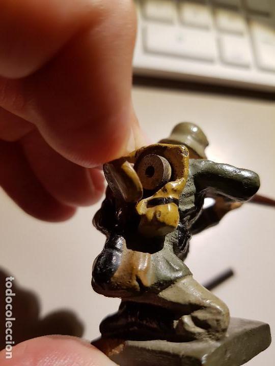 Juguetes Antiguos: Soldado Aleman 2ª Guerra Mundial . Lineol Germany - Foto 6 - 150572034