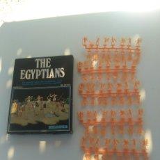 Juguetes Antiguos: ATLANTIC THE EGYPTIANS 1502 MUCHAS FIGURAS. Lote 154376569