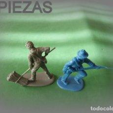 Juguetes Antiguos: FIGURAS Y SOLDADITOS DE 6 CTMS -8087. Lote 155800562