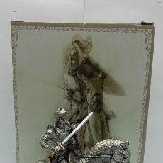 Juguetes Antiguos: VERONESE - REF: AT08526A2 MYTHS & LEGENS HISTORICAL KNIGHTS COLLECTION FIGURA SOLDADO CABALLERIA. Lote 155909084