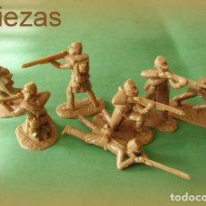 Juguetes Antiguos: FIGURAS Y SOLDADITOS DE 6 CTMS -9028. Lote 156803342