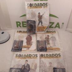 Juguetes Antiguos: SOLDADOS DE LAS GUERRAS DEL.SIGLO XX.LUPPA.. Lote 156885818