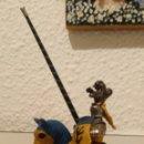 Juguetes Antiguos: ª GUERRERO MEDIEVAL A CABALLO - LEER DESCRIPCIÓN. Lote 160475518