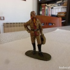Juguetes Antiguos: LITTLE BIG HORN 7º CAVALRY GRAL.CUSTER-ESCALA 1/35(54MM). Lote 167536016