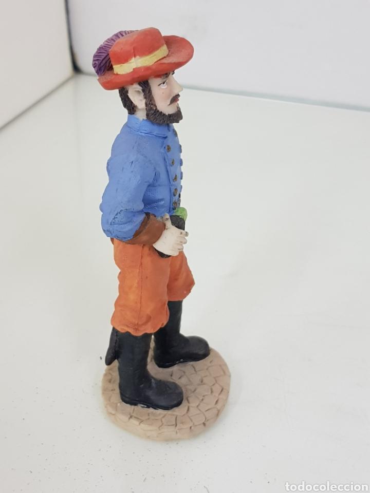 Juguetes Antiguos: Figura de soldado fabricado en resina hueca de 13 cm - Foto 3 - 171681898