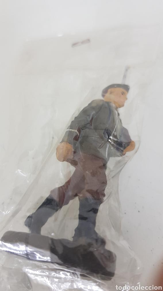 Juguetes Antiguos: Soldado con escopeta Elastolin militar Guerra Mundial - Foto 4 - 171975714