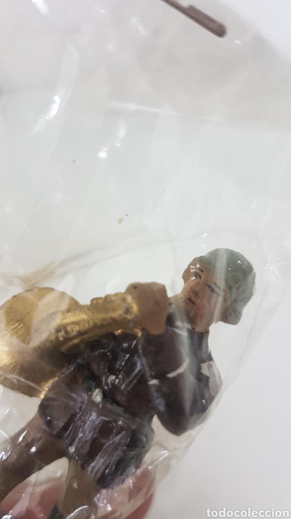 Juguetes Antiguos: Elastolin soldado músico militar Guerra Mundial - Foto 3 - 171975808