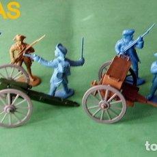 Juguetes Antiguos: FIGURAS Y SOLDADITOS DE 6 CTMS -9940. Lote 174210725