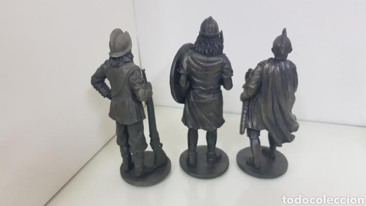 Juguetes Antiguos: Figuras de gran tamaño 18 cm fabricadas en resina hueca - Foto 3 - 175202084