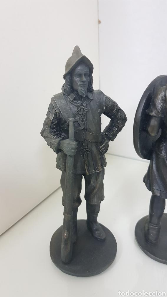Juguetes Antiguos: Figuras de gran tamaño 18 cm fabricadas en resina hueca - Foto 4 - 175202084
